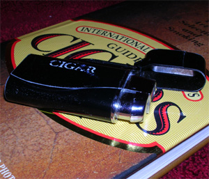 Cigar Lighter from Cigar Magazine