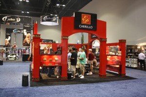 EP Carrillo booth at IPCPR